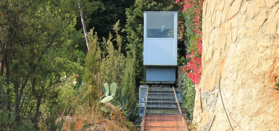 Abtei Inclined lifts